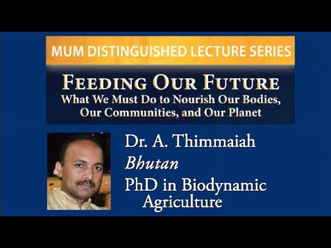 MUM TV:  Feeding our Future