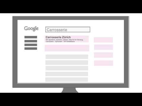 Google AdWords Erklärvideo - Sidler Performance GmbH