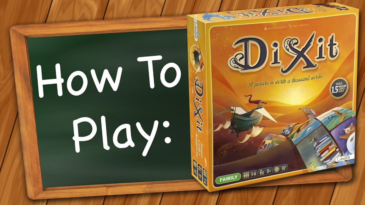 Download How to Play Dixit