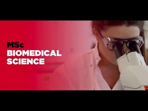 MSc Biomedical Science - University of Salford
