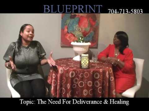 Blue Print  2016:Deliverance & Healing