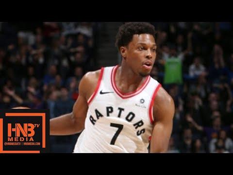 Toronto Raptors vs Minnesota Timberwolves Full Game Highlights / Jan 20 / 2017-18 NBA Season