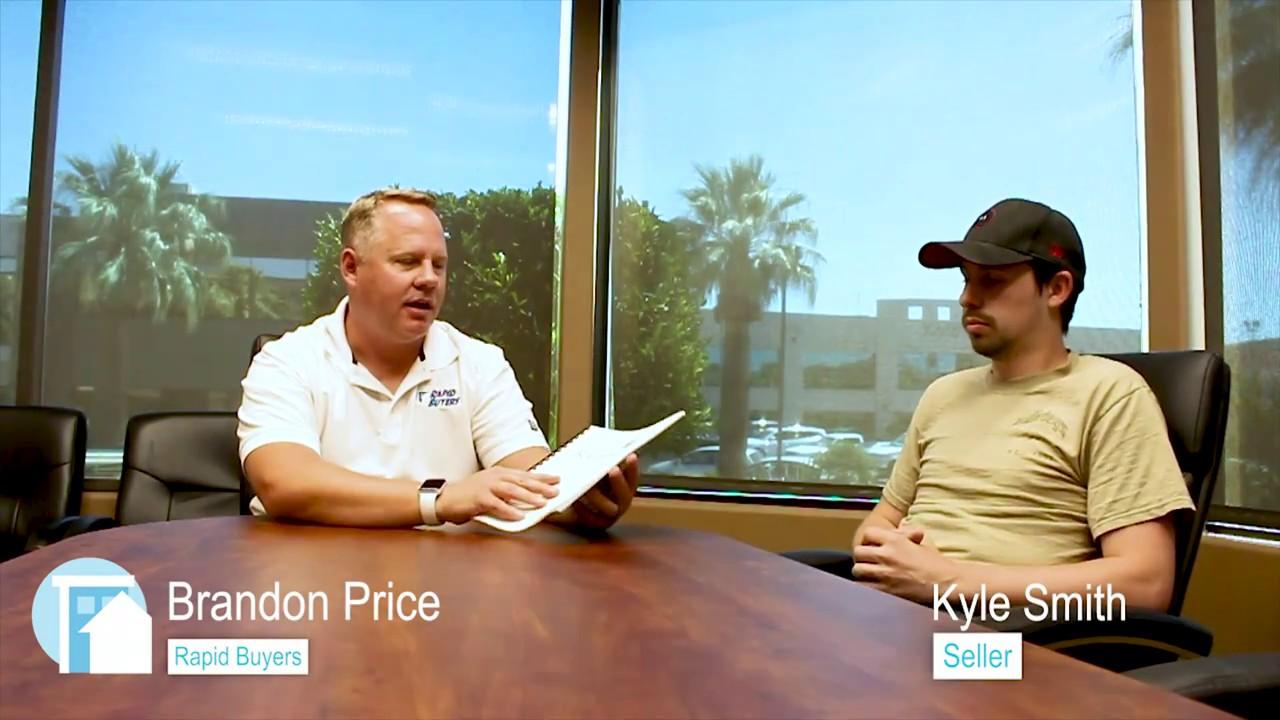 Kyle Smith Testimony