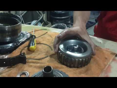 Фото к видео: Основные поломки автоматических коробок ford / mazda 4f27e