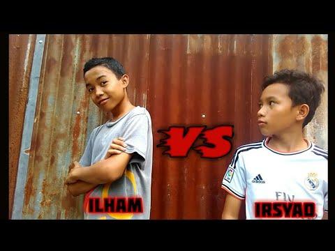 Indonesian Army Irsyad vs Ilham (Training)