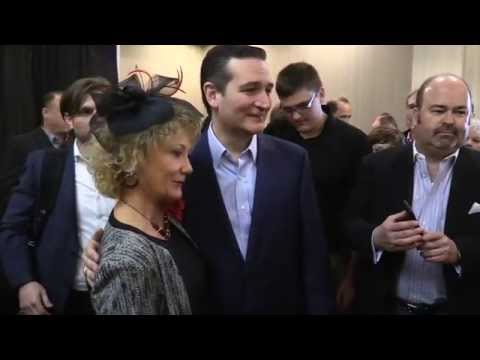 Ted Cruz makes presidential campaign stop in Rock Hill, SC