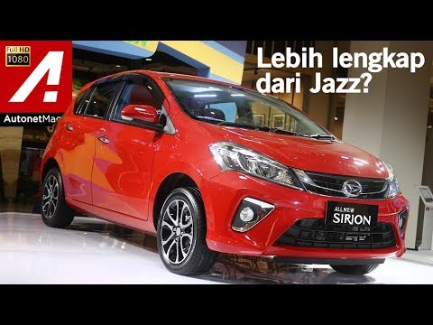 Daihatsu Sirion 2018 First Impression Review by AutonetMagz