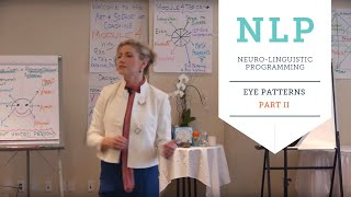 Neuro Linguistic Programming (NLP) & Eye Patterns Part 2