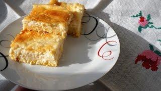 Завтрак умное солёное пирожное