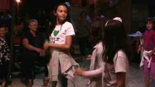 Benedetta balla BOMBA - Serata per Casa Famiglia Zoe