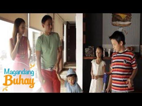 Magandang Buhay: Sen. Sonny Angara's family
