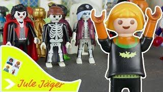 Playmobil Film deutsch - Wo sind Mama und Papa? Die Halloween Party - Kinderfilm mit Jule Jäger