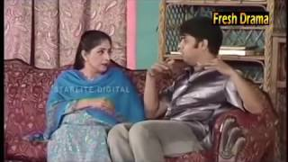 NARGIS PREGNANT  NASEEM VICKY  Latest New Pakistani Stage Drama Full Comedy Show 2016