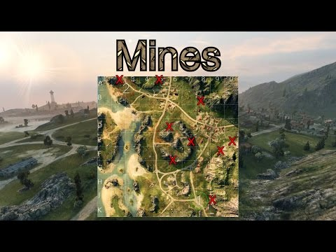 Xan's Climbing - Mines