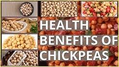Top 9 CHICKPEAS HEALTH BENEFITS