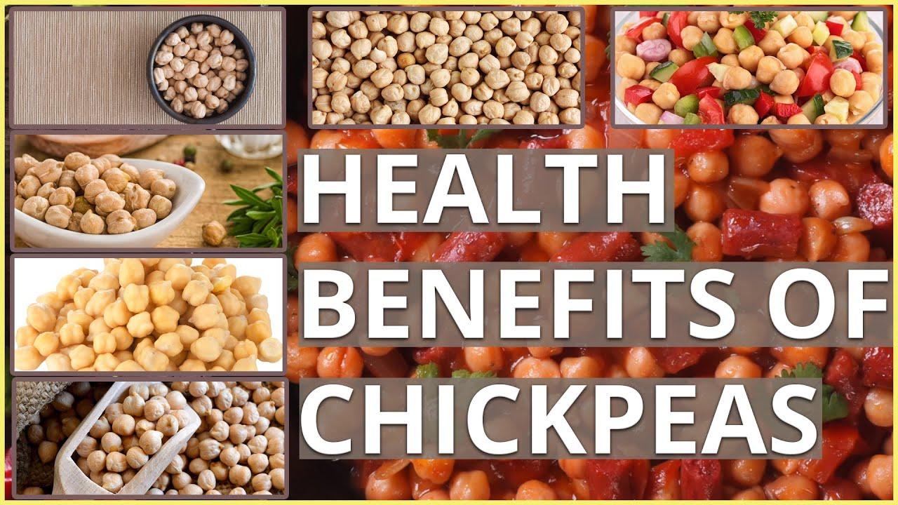 Chickpeas nutrition