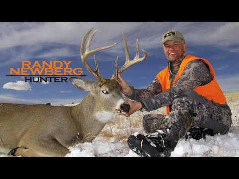 Hunting Whitetail Deer in Montana with Randy Newberg - (OYOA
