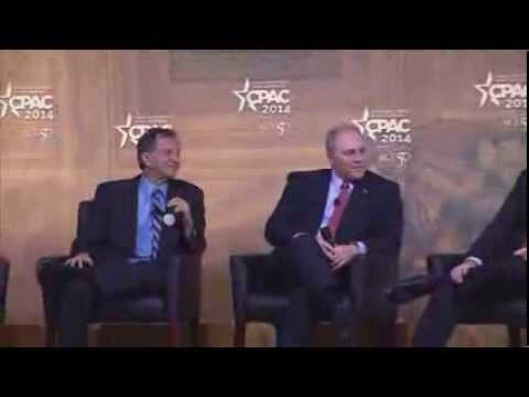 CPAC 2014 - The American Dream vs. The Obama Nightmare: Income Inequality