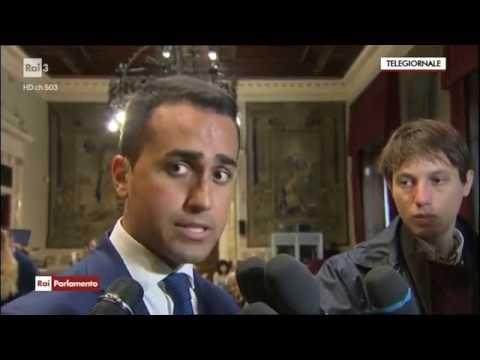 Luigi di maio a rai parlamento nonlasciamosolozuccaro for Parlamento rai