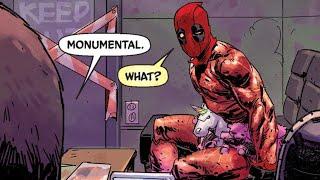Deadpool Strips Down | Earth's Mightiest Show