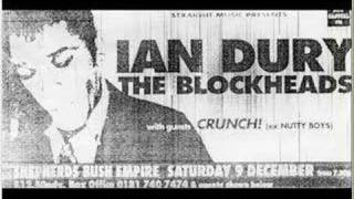 Ian Dury & TheBlockheads-Billericay Dickie -Shepherds Bush95