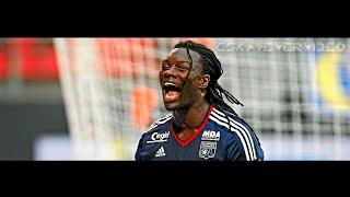 Bafetimbi Gomis /Perfect Striker/ Skills Dribbling & Goals /HD/