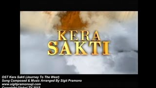 OST Kera Sakti Indonesia By Sigit Pramono 孙悟空 Sun Go Kong