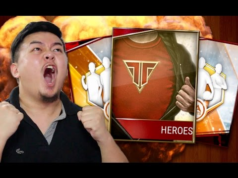 5 X FIRST EDITION TEAM HEROES AND TOTW PACK OPENING!! FIFA MOBILE IOS / ANDROID