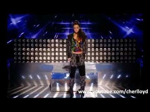 "Cher Lloyd sings ""Hard Knock Life"" by Jay Z Live Show 2 X Factor 2010 HQ/HD"