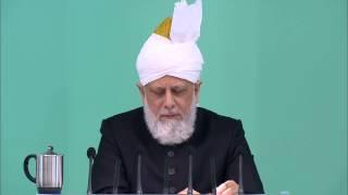 Friday Sermon: 15th May 2015 (Urdu)