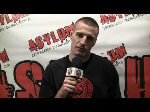 Matt McWilliams Fighter Feature for Asylum 53