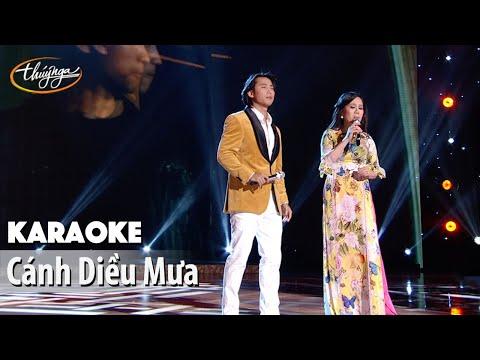 Karaoke | Cánh Diều Mưa (Đan Nguyên & Mai Thiên Vân)