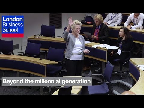 A Day of Executive Education - Tammy Erickson, Beyond the millennial generation