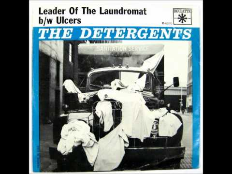 The Detergents - Leader of the Laundromat