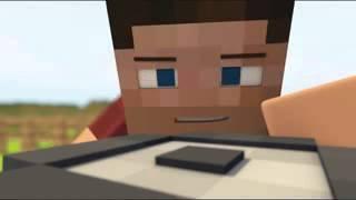 Minecraft мультик прикольный !