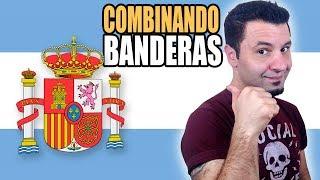 LA BANDERA DE ESPAÑA DISEÑADA POR UN ARGENTINO