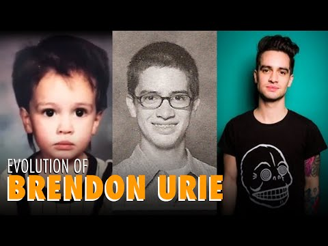 Brendon Urie: His Life Story