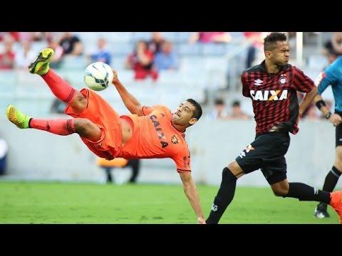Campeonato Brasileiro Série A 2014 - M.Momentos - Atlético PR 0x1 Sport