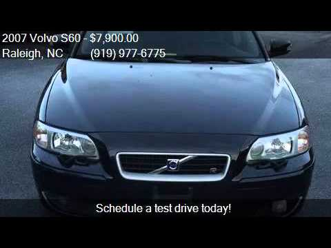 2007 Volvo S60 R For Sale In Raleigh Nc 27607 At Horizon Au