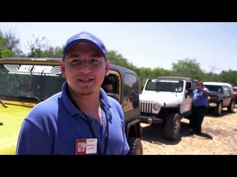 Cooper Adventurer A/T Tire Review -- Pep Boys