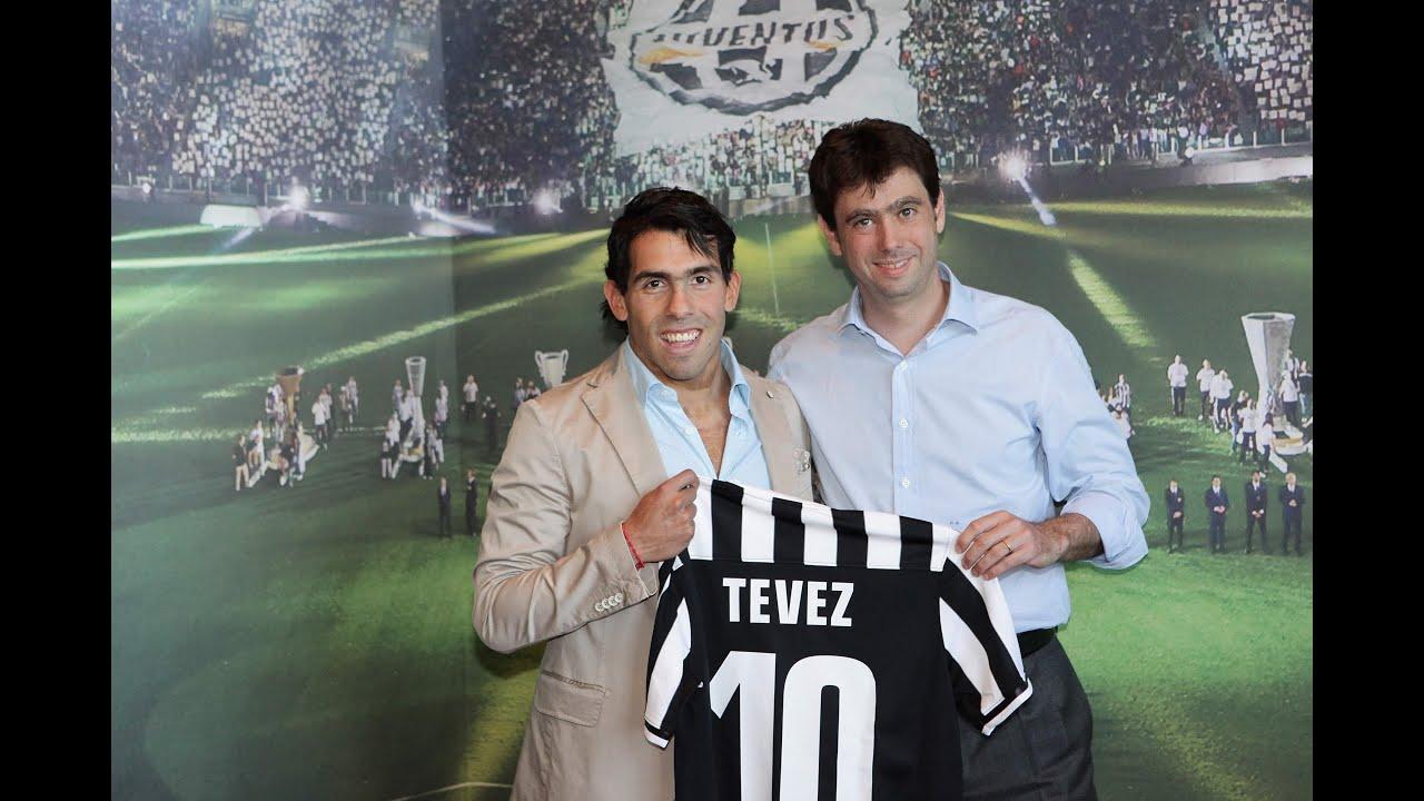 size 40 6be66 b6c64 Carlos Tevez alla Juventus - Carlos Tevez joins Juventus