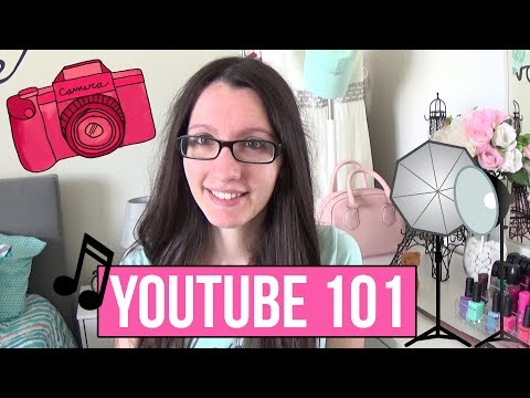 Youtube 101 | Lighting / Camera / Editing / Music / Thumbnails