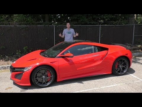 Here's Why the 2017 Acura NSX Is Better Than You Think