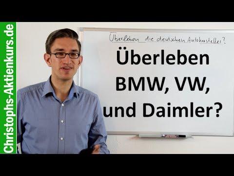 Überleben die deutschen Autohersteller?