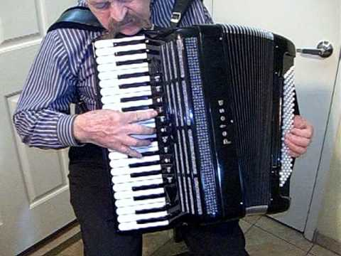 AM1100 JAZZ Petosa Accordion (Marocco Model) LLMM Ballarini Demonstrates