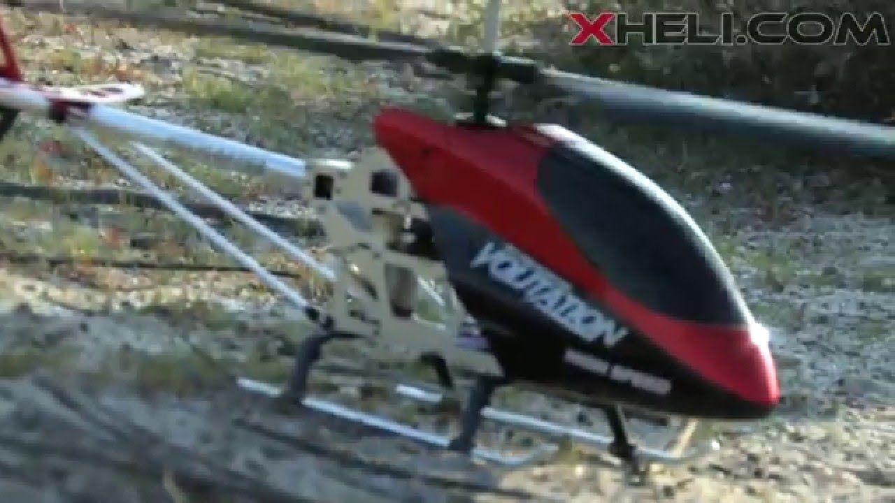 Helicoptere Radiocommande Exterieur Geant 9053 3 Channel Outdoor Volitation Metal Helicopter W Built In Gyro