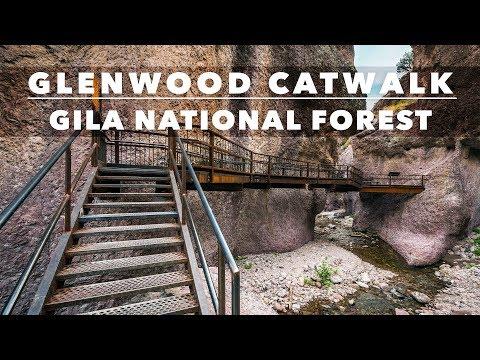 catwalk-recreation-area---glenwood,-new-mexico