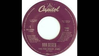 Bob Seger The Fire Inside 45