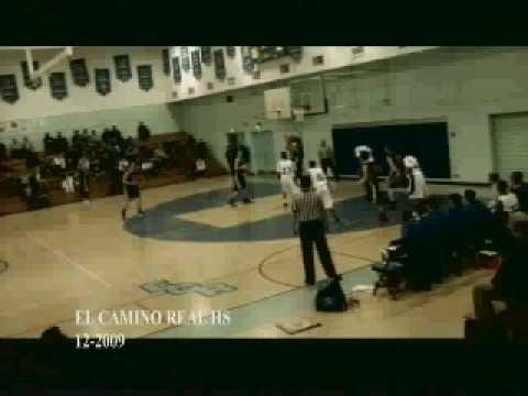 Hart Basketball Roman's Highlight Video