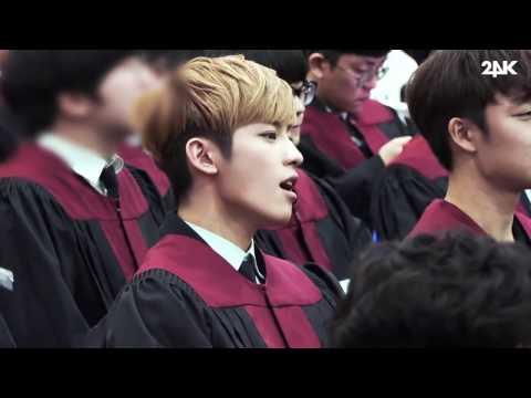 [ENG SUB] - 24K TV - The day Jinhong Graduated High School